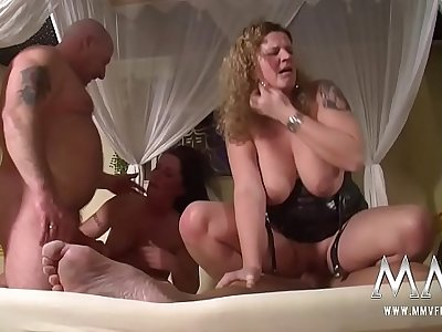 Private German Homemade Swingers Club