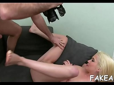 Casting for porn clips