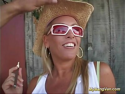 stepmoms first bangvan deepthroat