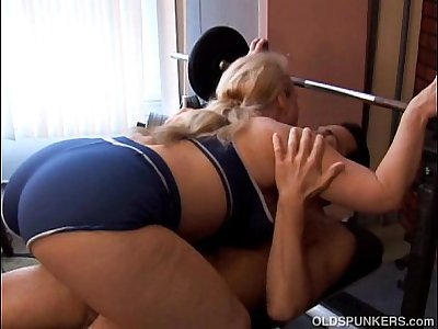 Sexy Summer is a beautiful busty blonde MILF