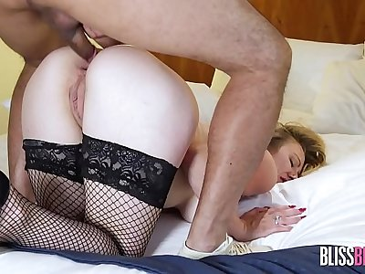 Anal Loving English MILF Classy Filth Provides the Best Hangover Cure!