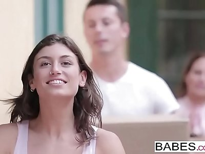 Babes - Step Mom Lessons - (Silvia Lauren), (Nick Gill)  - Hot Property Part 2